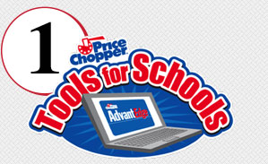 Price Chopper Tools for Schools